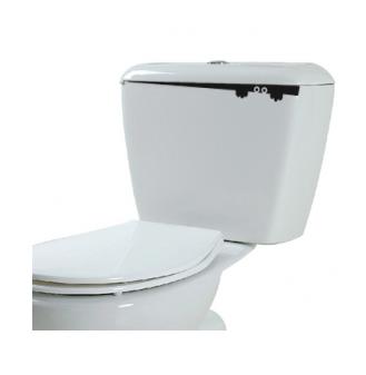 Ojitos para el WC