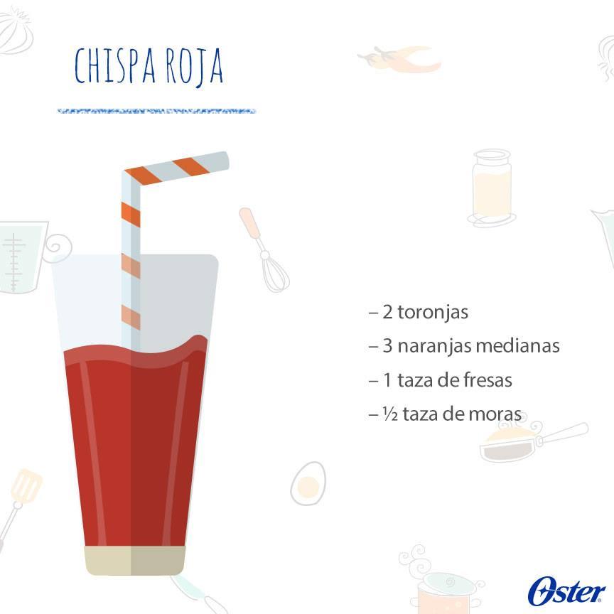 MIERCOLES CHISPA ROJA